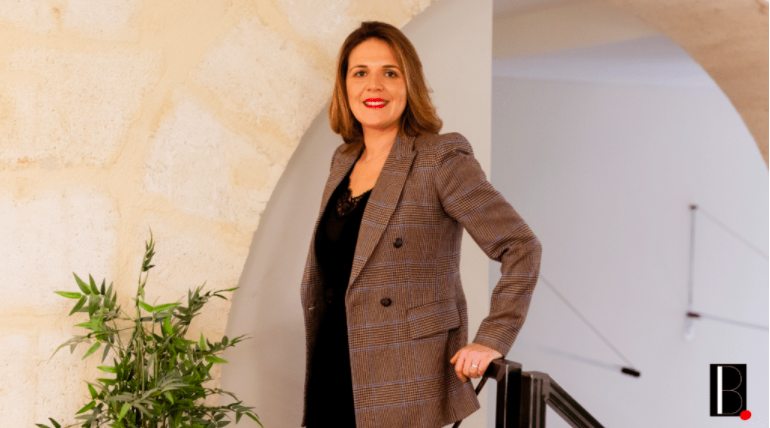 Portrait de Cindy DAUVIN, XXL Happyness, la valeur de la qualité de vie au travail