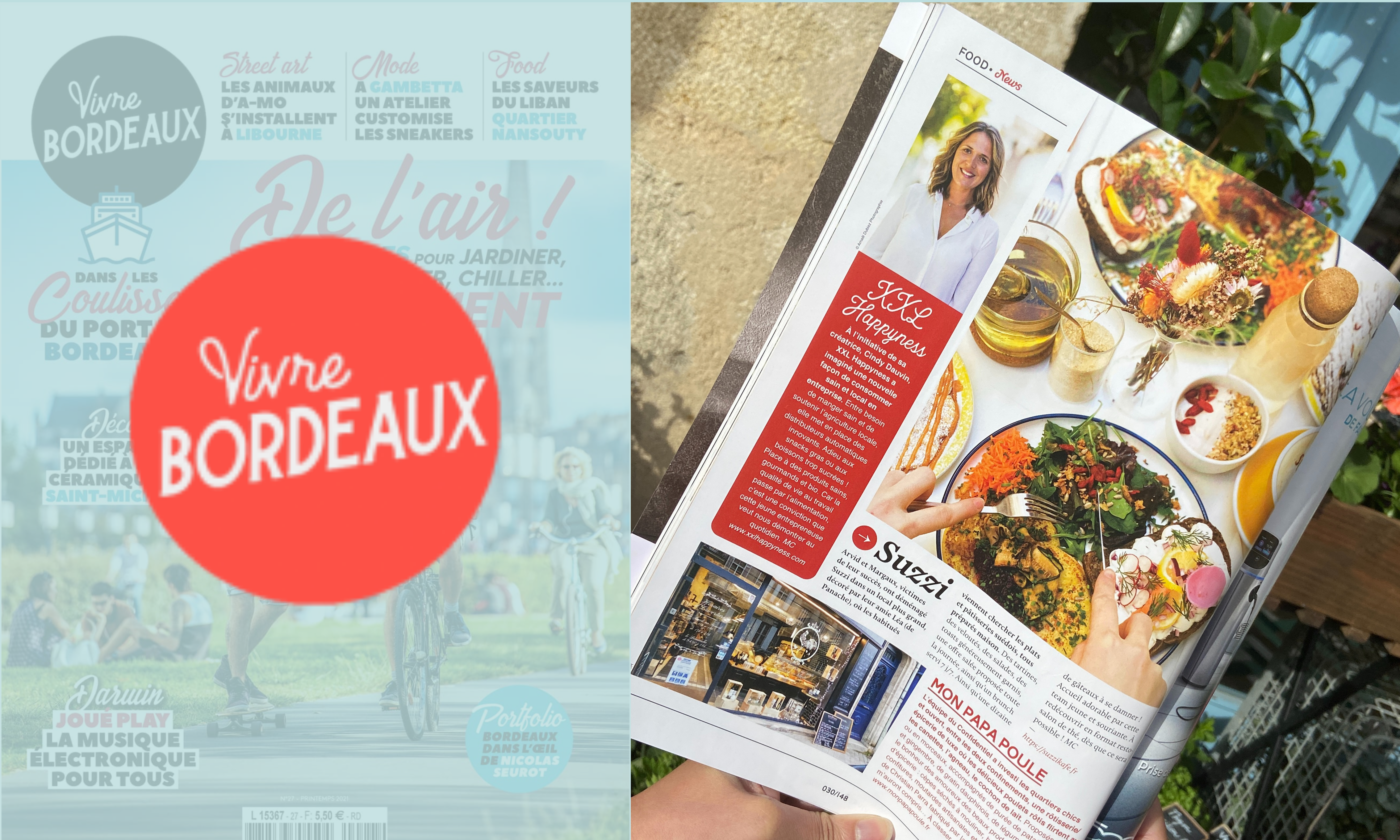 Article Vivre Bordeaux